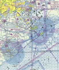 Us Vfr Wall Planning Chart U S Gulf Coast Vfr Chart