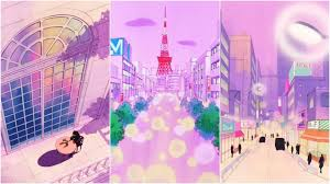 Sailor Moon Aesthetic Desktop Scenery ...