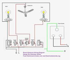 Basic Light Switch Wiring Electrical Wiring Diagram For House Home Electrical Wiring