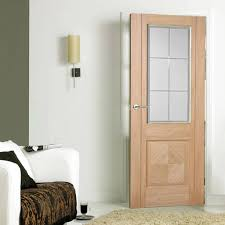 interior clear glass door. Valencia Oak Door With Lacquer Finishing And Frosted Safety Glass Interior Clear O