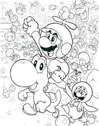 Coloring Pages Mario Kart Betterfor