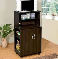 Modern Microwave black oak microwave cabinet cart with storage space with modern 5892 by guidejewelry.us