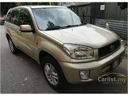 Toyota RAV4 2003 2.0 in Kuala Lumpur Automatic SUV Gold for RM ...