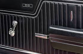 vintage car door handle. NPD Also Supplied The Door Panels, Arm Rests, Handles, Window Cranks, And Panel SS Emblems, As Well All Of Clips, Springs, Vintage Car Handle
