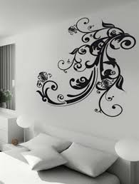 Small Picture Awesome and Charming Wall Sticker Design Model Home Interior