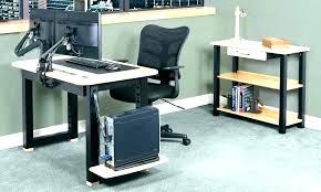 office desk cable management. Computer Desk With Wire Management Office Cable Solutions Marvelous Under