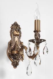 <b>Бра Lucia Tucci Firenze</b> W141.1 Antique купить в СПб со скидкой