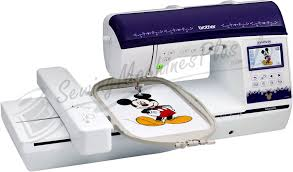 Brother Combination Sewing And Embroidery Machine
