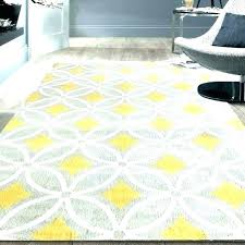 yellow and gray rug mustard grey area ikea round amazing graphic fl carpet in grey and yellow rug