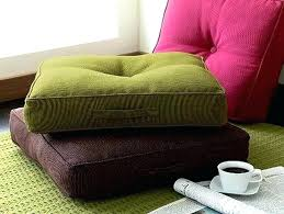 Outdoor Floor Cushions X Large Floor Cushion Large Outdoor Floor