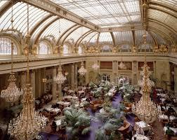the garden court in the palace hotel san francisco california
