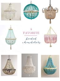honey and fitz 8 favorite beaded chandeliers more