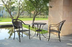 amazing 3 piece bistro set outdoor furniture whole 3 piece bistro set outdoor furniture from