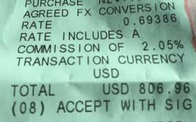 Currency Conversion Scam Hotel Manager Responds One Mile