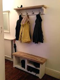 Coat Stand With Shoe Rack
