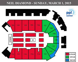 Ppl Seating Chart With Rows Ppl Center Faq Everything You Need To Know About The