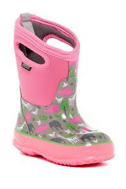 Bogs Classic Animals Waterproof Winter Boot Toddler Little Kid Nordstrom Rack