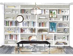 chic home office. Cecy-J--Chic-Office- Chic Home Office