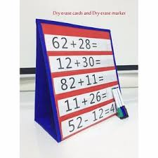 Tabletop Pocket Chart Tabletop Pocket Chart Classroom Tool Desktop Pocket Charts And Stand With Dry Erase Card Dry Erase Marker