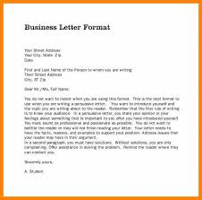 Simple Business Letter Format Basic Business Letter Format Awesome Collection Of Mla Format