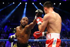 Boxer Light 111278 Light Floyd Mayweather Ring Boxing American