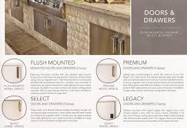 firemagic systems island fireplace doors drawers