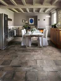 old stone kitchen flooring stone can last for a very long time