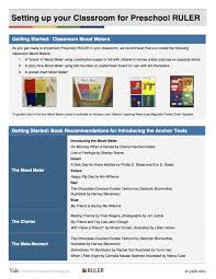 Magnetic Pocket Chart Squares Preschool Ruler Classroom Social Emotional Learning