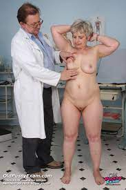 Naked Mature Doctors
