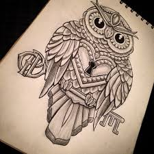 lock and key drawing. Delighful And Lock And Key Tattoos With And Drawing S