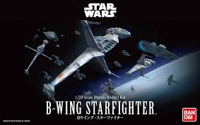 Bandai B Wing Lighting Kit The Modelling News Build Guide Andy Moores 1 72nd Scale B