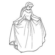 Small Picture Top 25 Free Printable Princess Coloring Pages Online