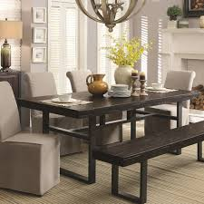 dining room table dining table with leaf 10 foot dining table cherry trestle dining table round