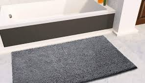 large chenille rug slip bath extra mats matts sets gold runner and big coast gy non