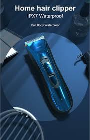 Máy cắt tóc điện tử Xiaomi RIWA Có thể giặt được Máy cạo râu chuyên nghiệp  có độ ồn thấp RE-750C-BP | Tạo kiểu tóc