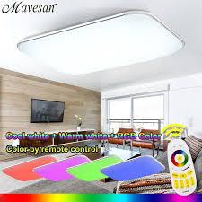 new modern led ceiling light with 2 4g