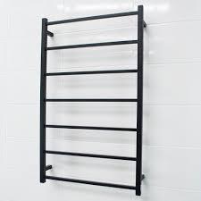 Radiant Heated Towel Rails & Non-Heated Towel Racks & Ladders