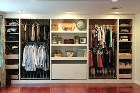 small closet organizer ikea built in diy walk