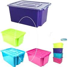 large plastic totes. Big Plastic Totes Storage On Sale Boxes With Lids Large