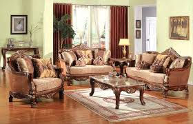 Victorian Living Room Furniture Set Carameloffers
