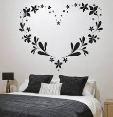 Small Picture Bedroom wall stickers are an easy way to change the look of a