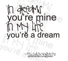 Quotes About Dreams And Love Mesmerizing Quotes About Dreams Of Love 48 Quotes