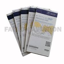 Details About Vfr Sectional Aeronautical Navigation Chart U S West Always Current Select