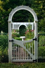 garden arches sea breeze wooden