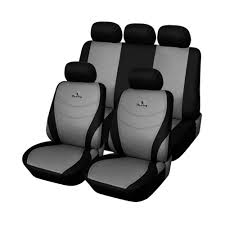 best quality hot universal car seat covers set cover embroidery design car seat interior accessories colour gray blue red seat covers trucks seat