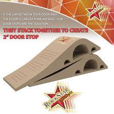 Rubber Door Stopper Decorative Door Stops Floor Door Stop Wedge with