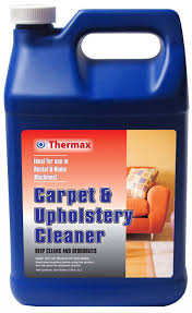 1 gallon thermax carpet upholstery cleaner image to close