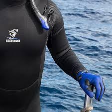 Seavenger Wetsuit Size Chart Seavenger Abyss Dive Gloves 1 5mm Neoprene Mesh Scuba Diving Wakeboarding Spearfishing Black Medium