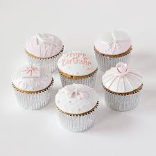 Happy Birthday Cupcakes For Female Gc Couture Mayfair London