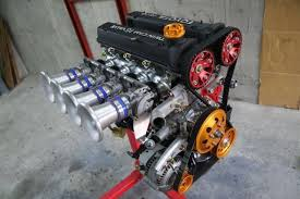 4Cyl Twin Cam 16V Toyota modified engine✓ | CAR ENGINES ...